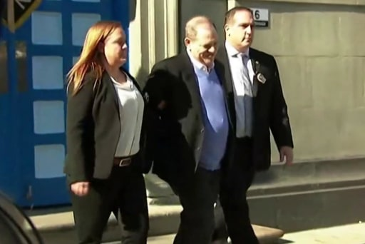 Attorney: Harvey Weinstein 'charges are very, very serious'