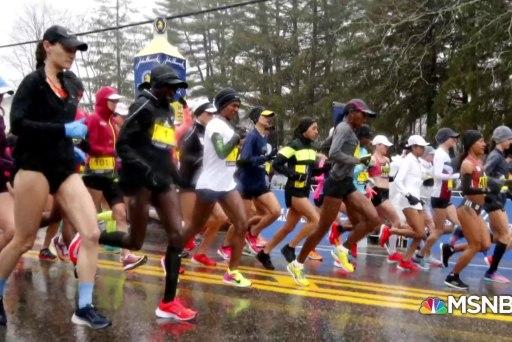 #GoodNewsRuhles: Boston Marathon pays non-elite women