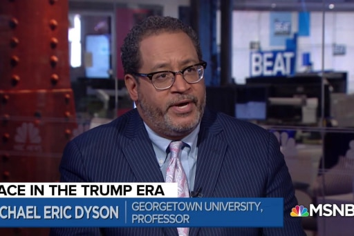 Michael Eric Dyson: Trump's 'cynical exploitation' of race