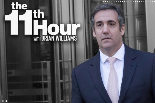 Michael Cohen's hired a new lawyer. Will he flip on Trump?