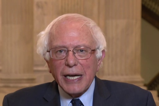 Sanders: We need to rally Americans around Roe v. Wade