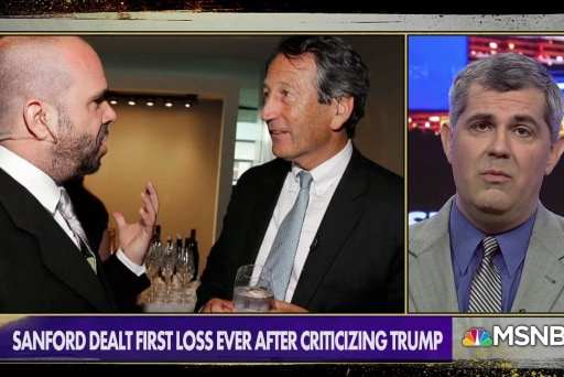 How Mark Sanford fumbled his reelection in South Carolina