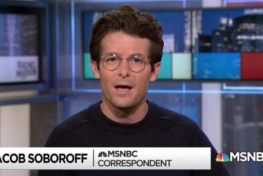 Soboroff border special to air Sunday at 7pm on NBC
