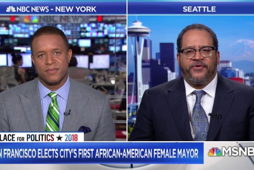 Michael Eric Dyson talks new book on race in America