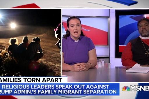 Bishop William Barber's call for a moral revival over immigration