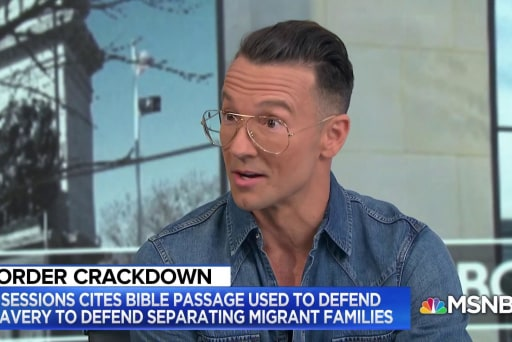 Megachurch Pastor: 'It's embarrassing' that Sessions quoted the Bible to defend immigration policy