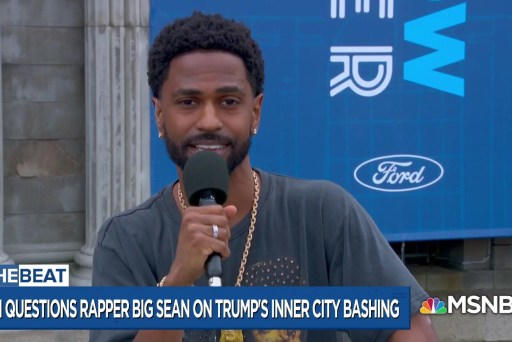 Big Sean: Detroit taught me to 'be a boss'