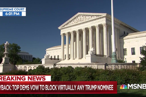 Feingold: Supreme Court becoming 'Kangaroo Court' under Trump