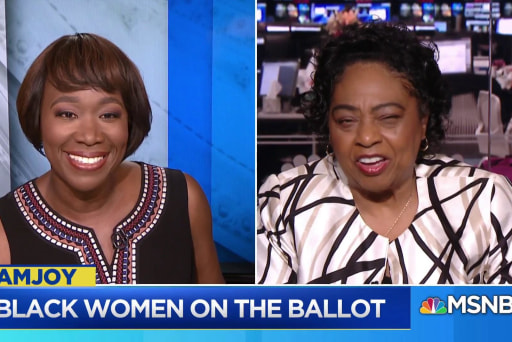 Shirley Sherrod calls Trump's farm aid 'welfare for people who are well off'