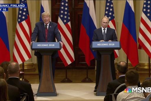 Fernand Amandi: We cannot allow normalization of Helsinki press conference