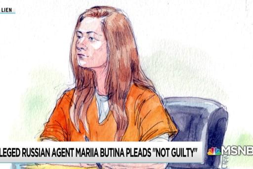 Mueller adds counterespionage prosecutor to Butina case