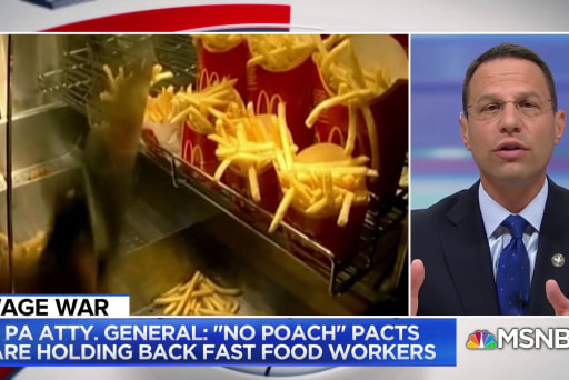 What 'no-poach' rules mean for fast-food workers