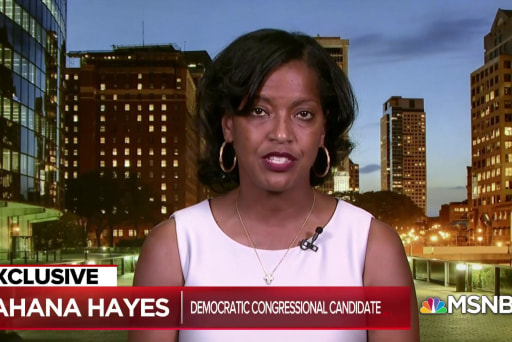 Candidate Jahana Hayes: Democrats must be open to change