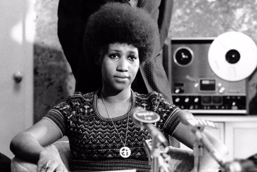 Rep. John Lewis: Aretha Franklin's music gave life to civil rights movement
