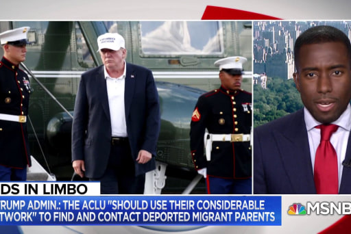 GOP advisor: Reunification shows admin's 'hypocrisy & absurdity'