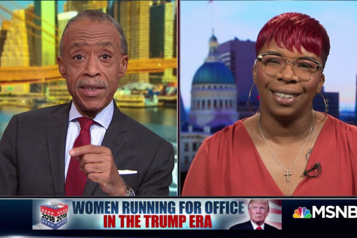 Lezley McSpadden To Run For Office