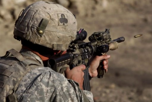 Could private military contractors soon replace U.S. troops in America's longest war?