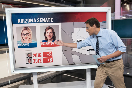 The Midterms: Could a Democrat win in Arizona?