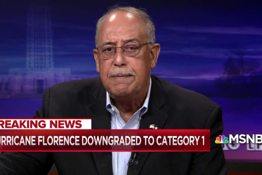 Lt. Gen. Russel Honoré on the response to Hurricane Florence