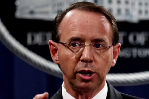 WaPo: Rosenstein likely to stay on until after midterms