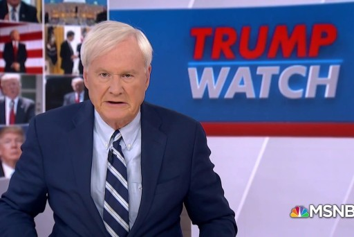 Matthews: Trump should drop Kavanaugh