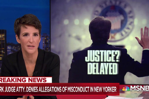 More sexual misconduct accusations made against Kavanaugh
