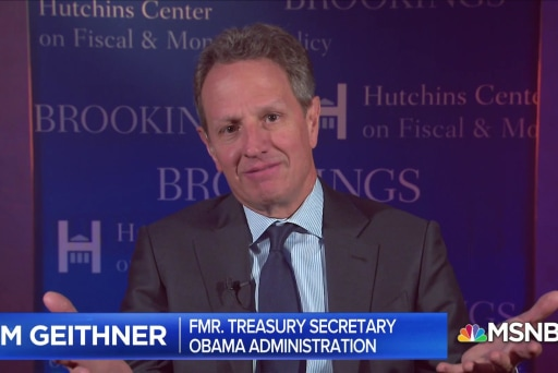 Obama Treasury Secretary: reforms following financial crisis must be preserved