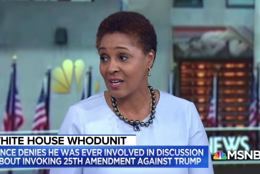 Scholar: 25th Amendment intended to include psychological issues