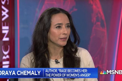 Soraya Chemaly: 'Why would you automatically assume that this woman is lying?'