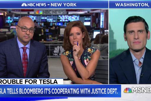 Tesla CEO Elon Musk facing federal criminal investigation