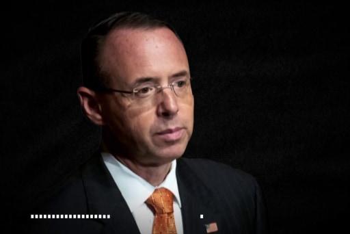 Rod Rosenstein tells WSJ Mueller probe is 'right' & 'appropriate'