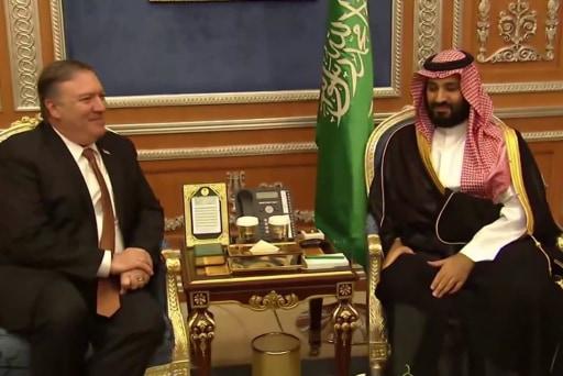 US Intel Officials: Inconceivable Saudi prince had no link to Khashoggi death