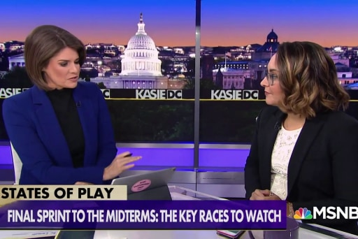 Kavanaugh confirmation battle front and center in key midterm races