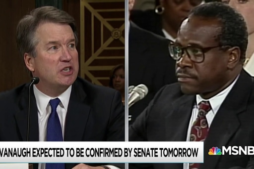 Kavanaugh vote will drive political backlash if history is guide