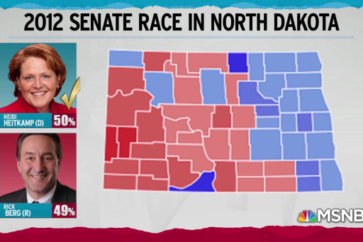GOP aims to suppress ND Native American vote to hinder Heitkamp