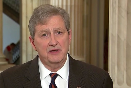 Sen. John Kennedy on Khashoggi: Don't 'blow up the Middle East in order to condemn this kind of behavior'