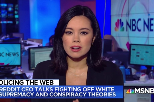 NBC EXCLUSIVE: How Reddit is preparing to fight midterm election interference