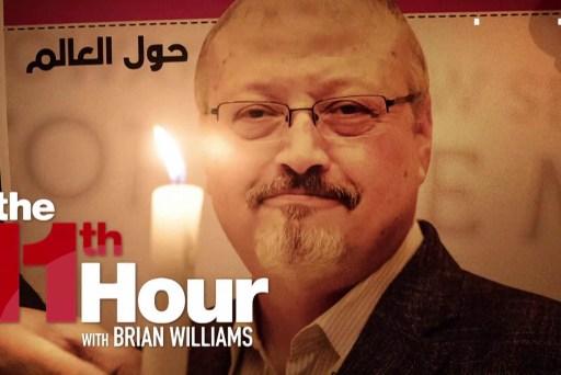 NBC News: CIA concludes Saudi crown prince order Khashoggi murder