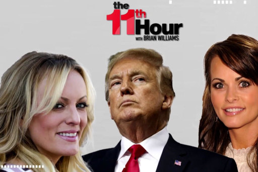 WSJ: Trump knew all about hush money to Playmate & porn star