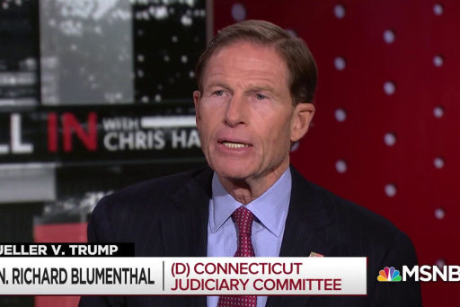 Trump admits why he tapped Matt Whitaker