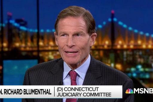 Democratic Senators sue over Trump appointment of Matt Whitaker