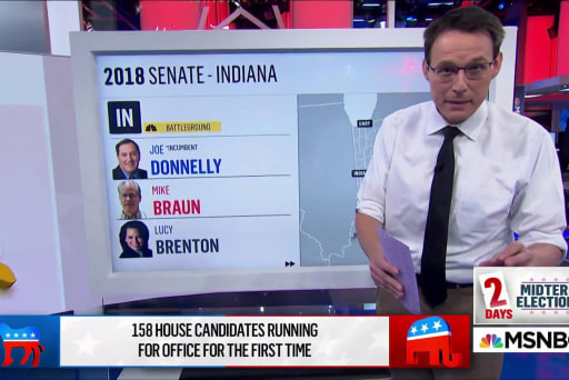 What time do you need to tune in for election results Tuesday?