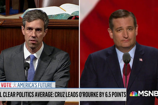 Texas journalist: Senate race very volatile and unstable