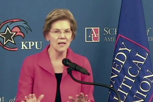 2020 Vision: Warren trails Biden, Sanders in Massachusetts poll