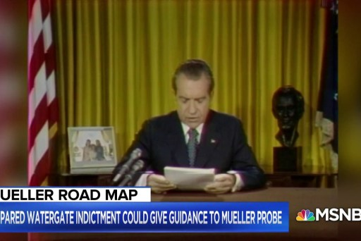 Watergate Docs: 'Road map for how Constitution, rule of law works'