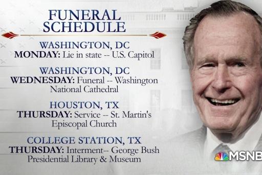 Doris Kearns Goodwin: What George H.W. Bush represents is a lifetime of service