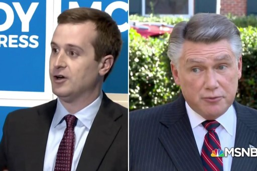 Dan McCready: My opponent hired known criminal under investigation for absentee ballot fraud