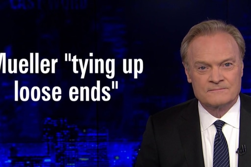 Lawrence: This should be an article of impeachment