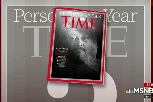 Time picks 'The Guardians' as its Person of the Year
