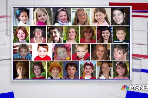 6 years since the Sandy Hook shooting